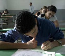 lycéens maroc