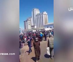 Confinement : le port de Safi envahi par la foule