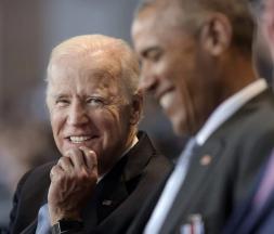Obama soutient Biden