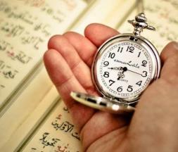 Aïd Al Fitr et retour à l'horaire GMT+1