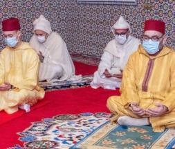 Aïd Al Fitr : prière et grâce royale