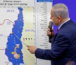 Les Européens appellent Israël à renoncer à l'annexion de la Cisjordanie