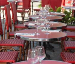 cafés restaurants maroc