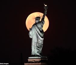 La Flower Moon, la dernière super lune de l'année