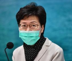 Hong Kong : distribution de masques réutilisables
