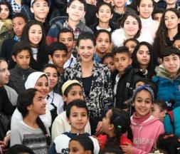 Journée nationale de l'enfant au Maroc
