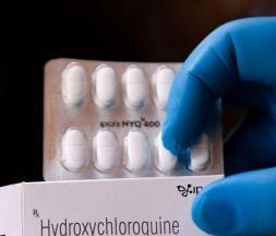 L'OMS suspend les essais cliniques sur l'hydroxychloroquine