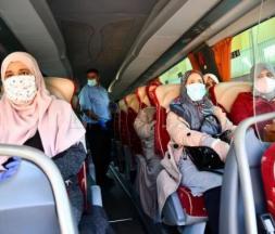 Marocains bloqués à Ceuta