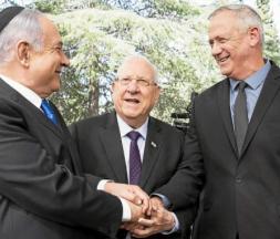 Netanyahou-Gantz