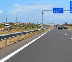 autoroute Rabat-Casablanca