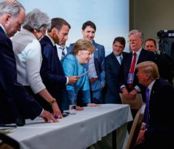 Donald Trump annonce vouloir reporter, élargir le G7