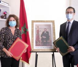 Protection de l'enfance : partenariat entre Lalla Zineb et le ministère de la Jeunesse