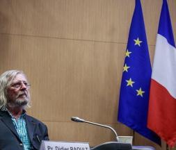Le professeur DidierRaoult