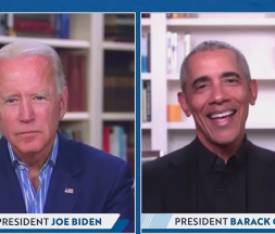 Obama participe à une levée de fonds pour Biden