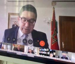 réunion ministérielle du Groupe restreint de la coalition anti-Daech