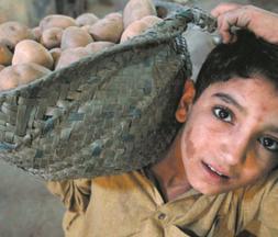 travail des enfants marocains