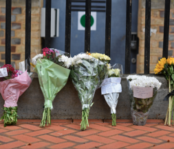Une attaque au couteau près de Londres
