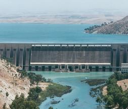barrages maroc