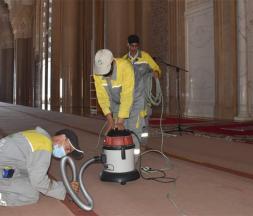 Casablanca : désinfection des mosquées à J-1 de la réouverture