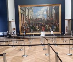 Le Musée du Louvre rouvre ses portes au public