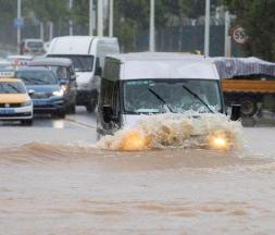 Inondations et glissements de terrain : la Chine ravagée par des pluies torrentielles