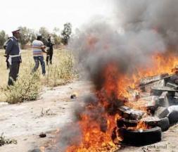 Les autorités de Tanger incinèrent de grandes quantités de drogues