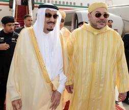 Mohammed VI roi Salmane