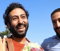 Omar Radi et Imad Stitou