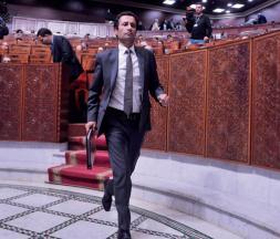 Mohamed Benchaaboun, ministre de l'Economie, des Finances et de la réforme de l'Administration © DR