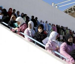 saisonnières Marocaines bloquées en Espagne