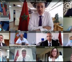 Entretiens maroco-portugais : coopération bilatérale en matière d'énergie