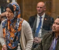 Nouvelle-Zélande : les victimes affrontent l'auteur des attentats de Christchurch