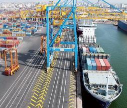 activité portuaire