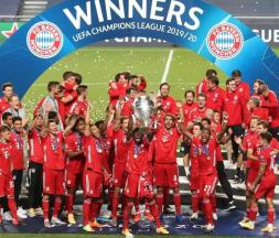 Bayern Munich remporte sa 6e Ligue des champions
