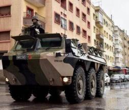 Covid-19 : l'armée déployée à Casablanca, Marrakech et Beni Mellal