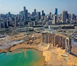 Liban entre l'explosion à Beyrouth et le Covid-19