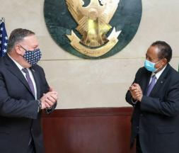 Le Soudan écarte toute normalisation avec Israël