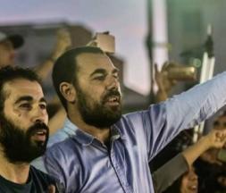 Nasser Zefzafi et Nabil Ahamjik