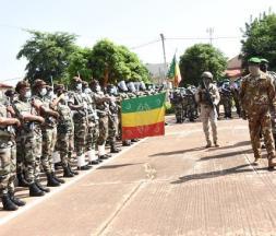 Le Mali célèbre les 60 ans de son indépendance