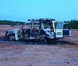 Niger : l'État islamique revendique l'attentat qui a fait huit morts