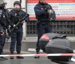 Une attaque à l'arme blanche a eu lieu à Paris