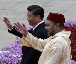 Entretien entre le roi Mohammed VI et Xi Jinping