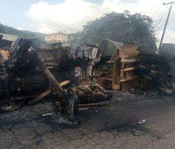 Nigeria : un accident de camion fait au moins 28 morts, dont neuf enfants