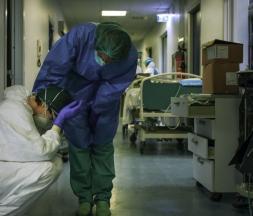 Covid-19 : le système de santé dans le rouge