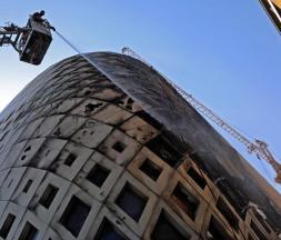 nouvel incendie à Beyrouth
