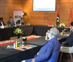 pourparlers de paix à Bouznika