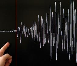 séisme détécté