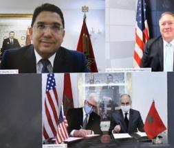Maroc-USA : signature d'un accord de consolidation de l'immunité diplomatique