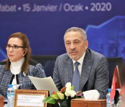 Accord de libre-échange Maroc –Turquie