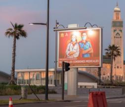Casablanca confinement